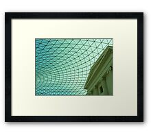 British Museum 1 Framed Print