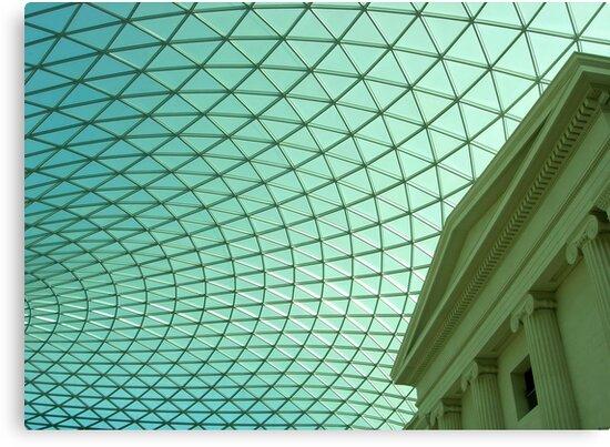 British Museum 1 by Natalie Broome