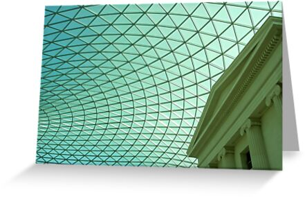 British Museum 1 by Natalie Broome