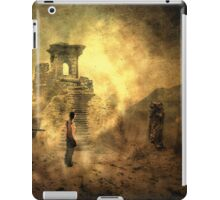 To the temple iPad Case/Skin