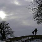 Winter Wanderers by dansLesprit