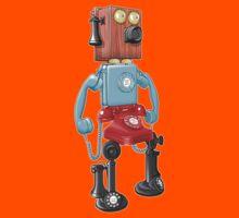 Smartphone Bot 8000 Kids Tee