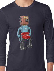 Smartphone Bot 8000 Long Sleeve T-Shirt