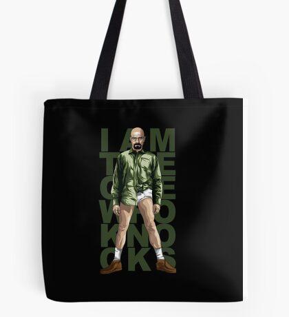 Walter Knocks Tote Bag