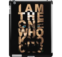Walter White Knocks iPad Case/Skin