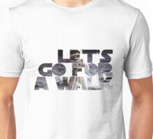 Moon Walk Unisex T-Shirt