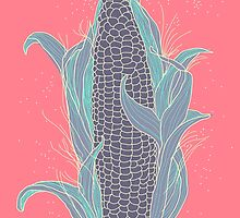 Corn Cob by chyworks