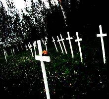 graveyard by meqanlindsay