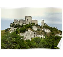 Chateau Galliard Poster