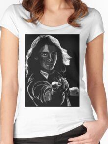 Hermione Granger #3 Women's Fitted Scoop T-Shirt