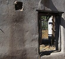 Window into Wreckage by DAdeSimone