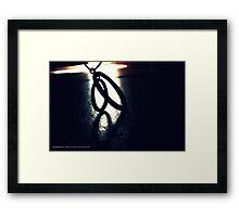 SARAVAH Framed Print