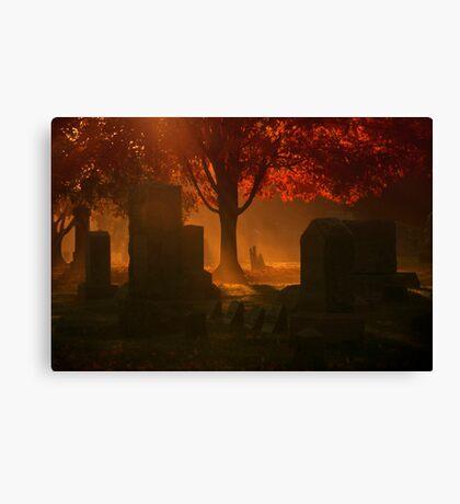 Samhain's Fire Canvas Print