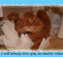 I Will Always Love You by DebbieCHayes