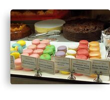 sweets any body? Canvas Print
