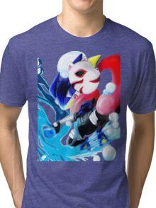 Pokemon Anbu Greninja  Tri-blend T-Shirt