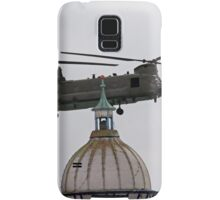 Chinook at the Eastbourne Airbourne show 2015 Samsung Galaxy Case/Skin