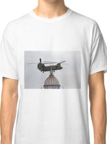 Chinook at the Eastbourne Airbourne show 2015 Classic T-Shirt