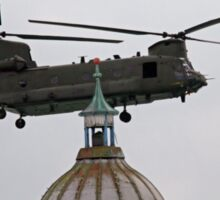 Chinook at the Eastbourne Airbourne show 2015 Sticker
