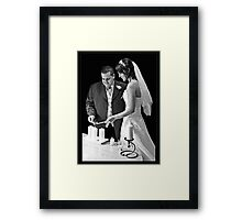 Aaron & Kerry Framed Print
