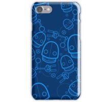 Spaztic Bots 3 iPhone Case/Skin