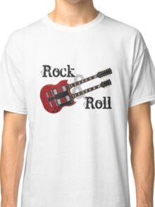 Rock & Roll Guitar Classic T-Shirt