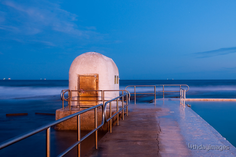 Merewether Pump House by 4thdayimages