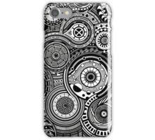 EP. COSMIC CLOCK iPhone Case/Skin