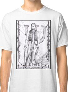 Hannibal tarots - Le pape Classic T-Shirt