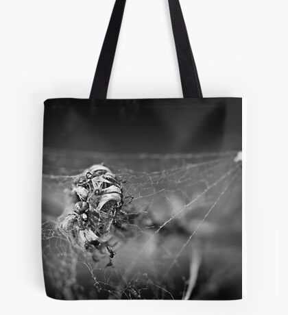 the king of Lowertown Tote Bag