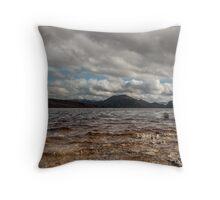 Lake Pedder Throw Pillow