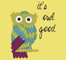 It's Owl Good by brookexx09