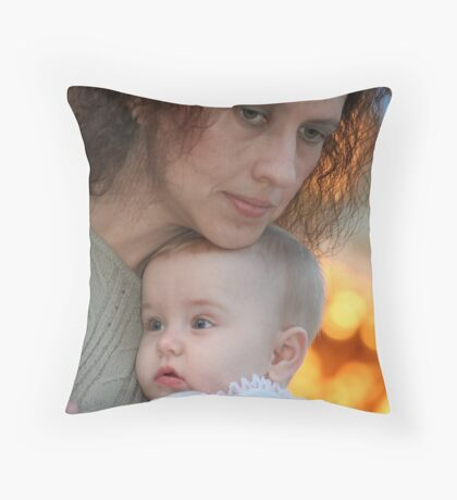 I Couldn't Love You More Throw Pillow