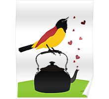 Brewed Love Poster