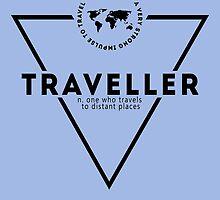 Traveller by alvalau
