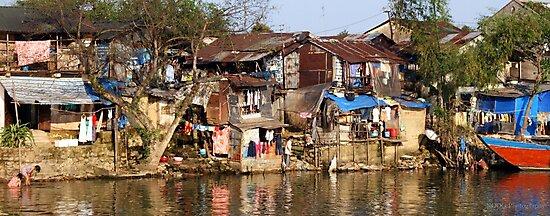 River life - Hue, Viet Nam. by Jordan Miscamble