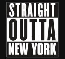 Straight outta New York! by tsekbek
