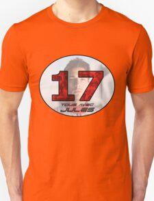 Jules Bianchi Tribute Unisex T-Shirt