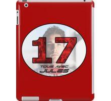 Jules Bianchi Tribute iPad Case/Skin