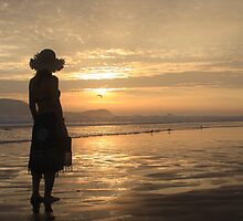 into the sunset by Iris MacKenzie