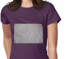 Art is...  Womens Fitted T-Shirt