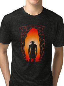 Skyblivion Tri-blend T-Shirt