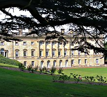 Wentworth Castle Mansion, Barnsley, Grade 1 Listed English Heritage by Rees Adams