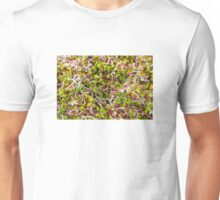 Macro of clover sprouts Unisex T-Shirt