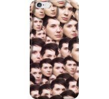 Lots of Dan.  iPhone Case/Skin