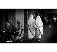 Worlds apart Photographic Print