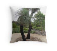 Xanthorrhoea - Grass tree Throw Pillow