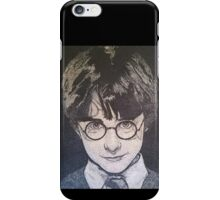 Mr. Potter  iPhone Case/Skin