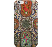 Pent-up-o-gram iPhone Case/Skin