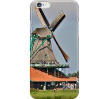 Paint Mill 'De Kat'  iPhone Case/Skin